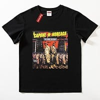 Supreme THE WAR REPORT TEE 16FW Men T-Shirt