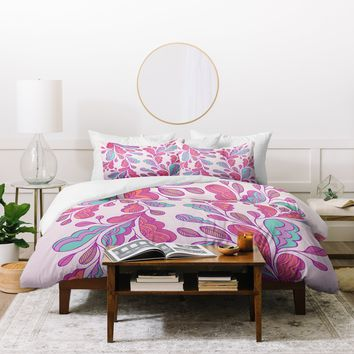 Gabi Wings 1 Duvet Cover