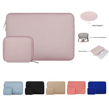 MOSISO Macbook Air 11 13/Pro 13 15 Neoprene Water Repellent Sleeve Cases