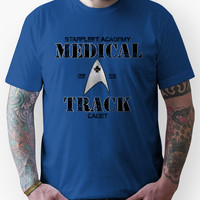 Medical Track Cadet Unisex T-Shirt