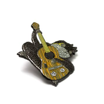 The Baine Visuals 'Slow Jams' Pin