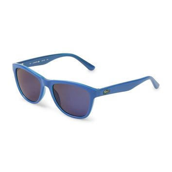 "Unisex Kids Blue ""Lacoste"" Sunglasses"
