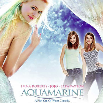 Aquamarine 11x17 Movie Poster (2006)