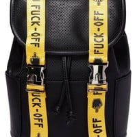 Poster Grl Street Hype Backpack | Attitude Clothing