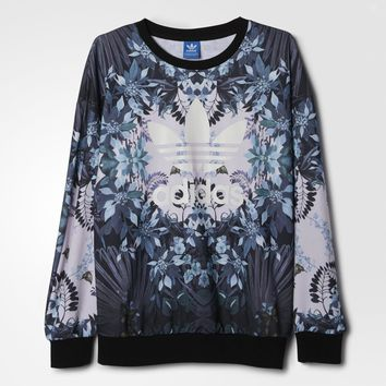 adidas Romantic Woods Sweatshirt - Multicolor | adidas US