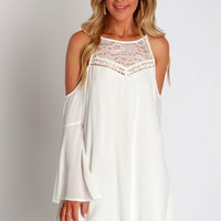 Summer Kiss Detailed Lace Dress