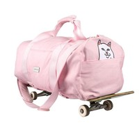 Lord Nermal Duffel Bag (Pink) | RIPNDIP