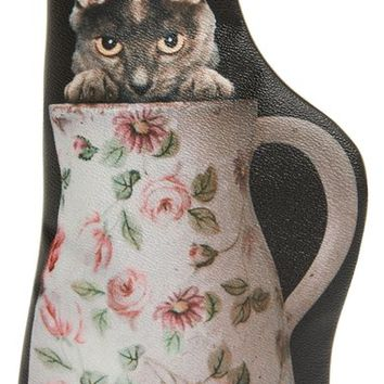 Undercover 'Cat in Pitcher' Coin Purse | Nordstrom