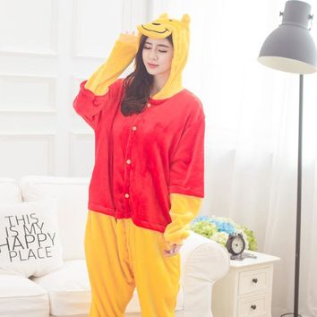 Cartoons Animal Couple Home Sleepwear [6819632711]