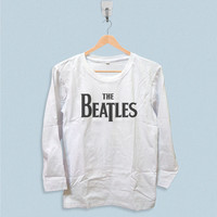 Long Sleeve T-shirt - The Beatles Logo