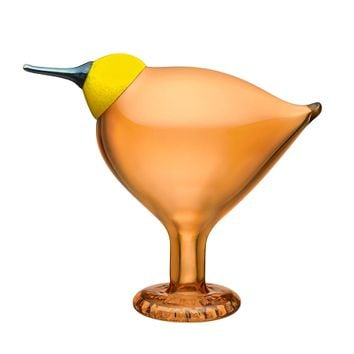 Toikka Cedar Dynnia Glass Bird