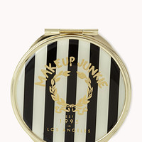 Make-Up Junkie Mirror Compact
