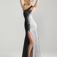 Night Moves Dress 6673 at Peaches Boutique