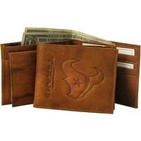 Rico Houston Texans Team Embossed Billfold