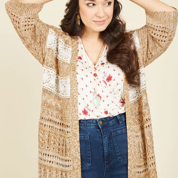 Road Trip Specifics Cardigan | Mod Retro Vintage Vests | ModCloth.com