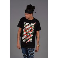 Coral Milk Snake T-Shirt (Black)