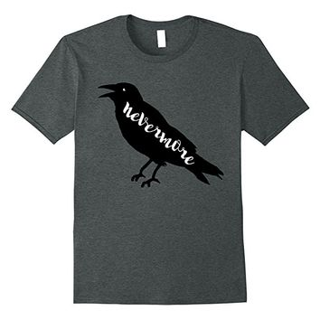NEVERMORE Raven T-shirt by Scarebaby