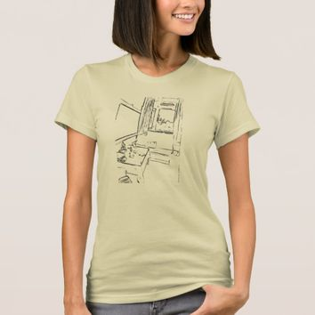 The Resting Room T-Shirt