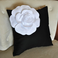 White Rose Corner Flower