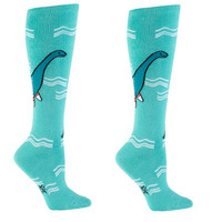 Sock it to Me Sockness Monster Women's Knee Socks