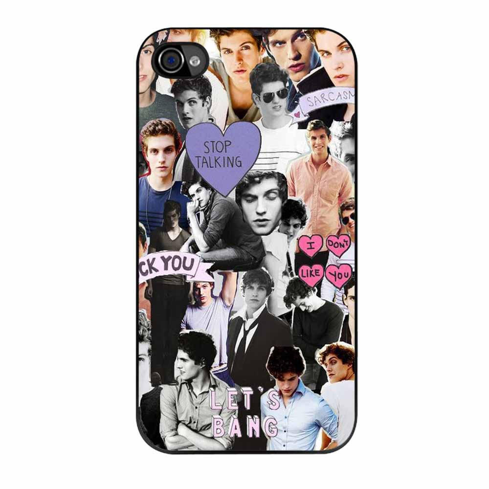 Daniel Sharman Collage Teen Wolf iPhone from Case Beauty (Free