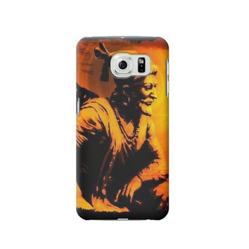 P1105 Shivaji Maharaj Rajesh Khilari Case Cover For Samsung Galaxy S6