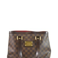 Louis Vuitton Damier Ebene Hampstead PM Tote Retail $1800