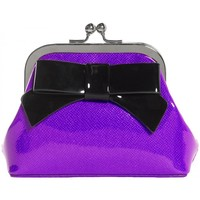 Coin Purse | Floozy Purple