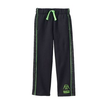 Star Wars a Collection for Kohl's Darth Vader Fleece Pants - Boys 4-7x, Size: