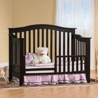 PALI Toddler Bed Conversion Rail Set for Salerno Crib - 215-M - Conversion Rails - Nursery Furniture - Baby & Kids' Furniture - Furniture
