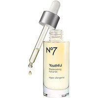 No7 Youthful Replenishing Facial Oil | Ulta Beauty