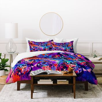 Holly Sharpe Rapture II Duvet Cover
