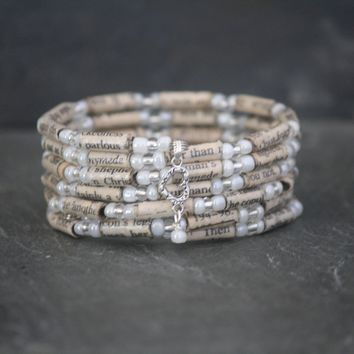 As You Like It by Shakespeare Bracelet