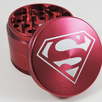 "super herb grinder 2.2""- free carrying bag"