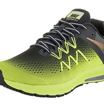 NIKE Men's Zoom Winflo 3 Shield Running Shoe