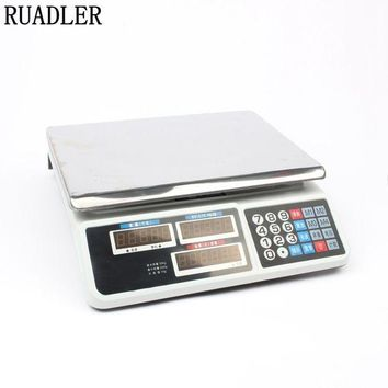 CREYLD1 New 30kg electronic pricing scales electronic scales weighing scales of fruit