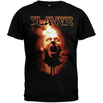 DCCKU3R Slayer - Torch Head T-Shirt - Medium