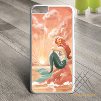 The Little Mermaid _3 Custom case for iPhone, iPod and iPad