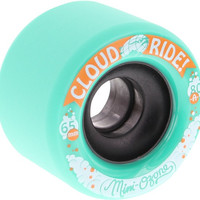 Cloud Ride! Ozone Mini 65mm 80a Longboard Wheels