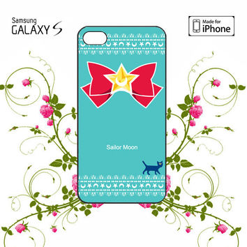 Sailor Moon iPhone 4/4S / 5/ 5s/ 5c case, Samsung Galaxy S3/ S4 / S5  case, iPod Touch 4 / 5 case