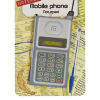 Retro Phone Notebook - New In This Week  - New In