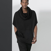 DARK COLLECTION PONCHO