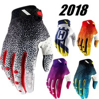 2018 Husqvarna Motocross Gloves BMX ATV MX Off Road Motorcycle gloves Mountain Bike Cycling Gloves