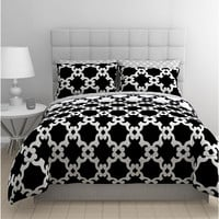 Walmart: East End Living Trellis Complete Bed-in-a-Bag Bedding Set