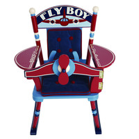 Levels of Discovery Fly Boy Airplane Rocker - RAB00038