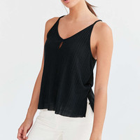 Project Social T Miles Keyhole Cami - Urban Outfitters