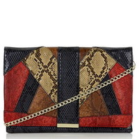 Patchwork Clutch - Multi