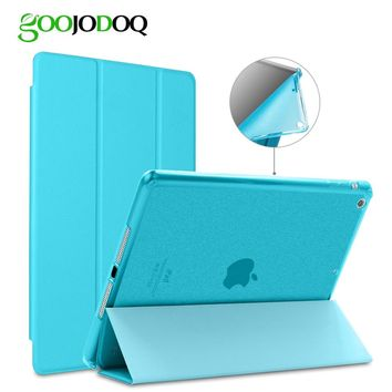 For iPad Air 2 Air 1 Case [Glitter Silicone Soft Back] PU Leather Smart Cover for Apple iPad Mini 1 2 3 Case for iPad Air Tablet