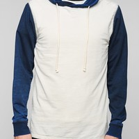 T4T Burnout Pullover Hoodie Sweatshirt - Urban Outfitters