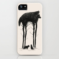 Standing Tall iPhone & iPod Case by DB Art